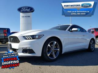 Used 2016 Ford Mustang V6  - Bluetooth -  SYNC - $164 B/W for sale in Fort St John, BC