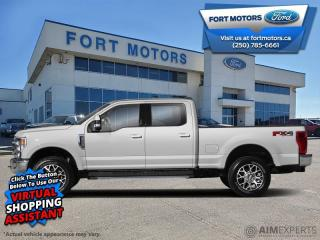 New 2020 Ford F-250 Super Duty King Ranch  - Sunroof - $630 B/W for sale in Fort St John, BC