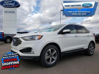 New 2020 Ford Edge SEL  - Activex Seats -  Heated Seats - $279 B/W for sale in Fort St John, BC