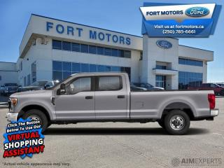 New 2020 Ford F-250 Super Duty XLT  - Heated Seats - $439 B/W for sale in Fort St John, BC