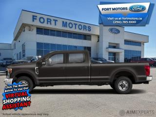 New 2020 Ford F-250 Super Duty Lariat  - Navigation - $558 B/W for sale in Fort St John, BC