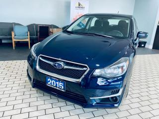 Used 2015 Subaru Impreza 2.0i for sale in Brampton, ON