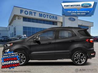 New 2020 Ford EcoSport SES 4WD  - $202 B/W for sale in Fort St John, BC