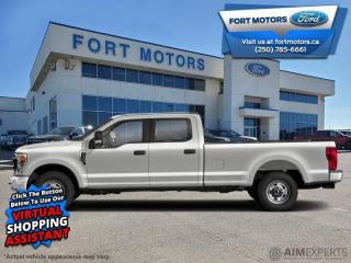 New 2020 Ford F-250 Super Duty XLT  - Running Boards - $395 B/W for sale in Fort St John, BC