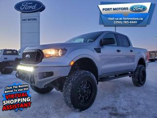 New 2020 Ford Ranger 4X4 CREW CAB for sale in Fort St John, BC