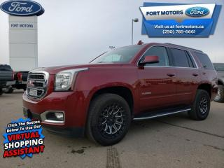 Used 2019 GMC Yukon SLT  - Leather Seats -  Cooled Seats - $471 B/W for sale in Fort St John, BC