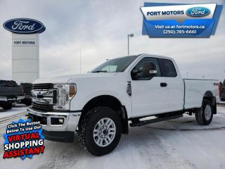 Used 2019 Ford F-250 Super Duty XLT  - SYNC -  Trailer Hitch - $411 B/W for sale in Fort St John, BC