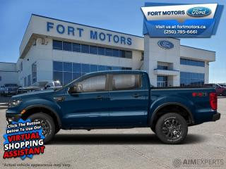 New 2020 Ford Ranger XLT  - Navigation -  Sync 3 -  SiriusXM - $321 B/W for sale in Fort St John, BC