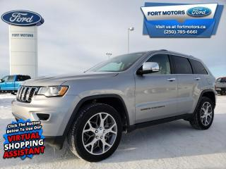 Used 2020 Jeep Grand Cherokee Limited  - Leather Seats - $315 B/W for sale in Fort St John, BC