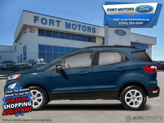 New 2019 Ford EcoSport 4WD SE for sale in Fort St John, BC