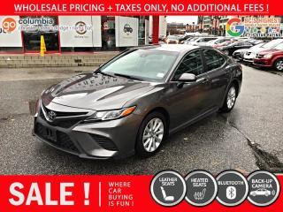 Used 2019 Toyota Camry SE - Local / One Owner / No Dealer Fees for sale in Richmond, BC