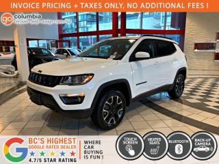 New 2021 Jeep Compass Upland 4x4 for sale in Richmond, BC