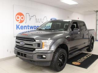 Used 2018 Ford F-150 XLT 302a FX4 | 4x4 | heated Cloth | LEVEL Kit | LOW KMS! | Power Seat for sale in Edmonton, AB