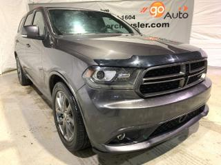 Used 2014 Dodge Durango R/T for sale in Peace River, AB