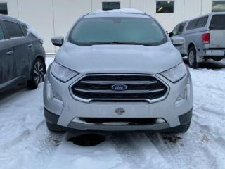 Used 2018 Ford EcoSport Titanium AWD for sale in Red Deer, AB