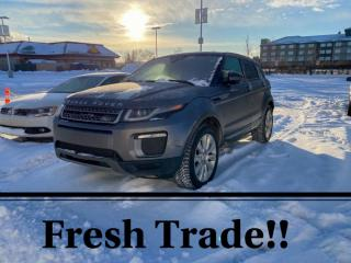 Used 2017 Land Rover Evoque SE for sale in Red Deer, AB