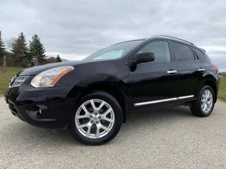 Used 2012 Nissan Rogue SL for sale in Guelph, ON