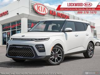 Used 2020 Kia Soul GT-LINE Premium IVT for sale in Oakville, ON
