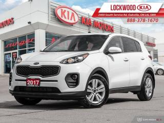 Used 2017 Kia Sportage LX - CLEAN CARFAX! for sale in Oakville, ON