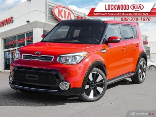 Used 2016 Kia Soul 5dr Wgn Auto SX - CLEAN CARFAX! ONE OWNER! for sale in Oakville, ON