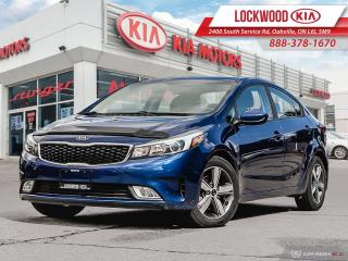 Used 2018 Kia Forte EX AUTO - LOW KMS! CLEAN CARFAX! for sale in Oakville, ON