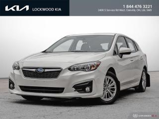 Used 2018 Subaru Impreza 2.0i Touring 5-door Auto - CLEAN CARFAX! for sale in Oakville, ON