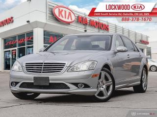 Used 2009 Mercedes-Benz S-Class 4dr Sdn 5.5L V8 4MATIC for sale in Oakville, ON