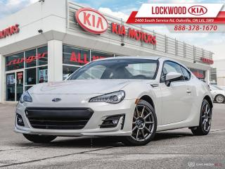 Used 2020 Subaru BRZ Sport-tech RS Manual - LIKE NEW! CLEAN CARFAX! for sale in Oakville, ON
