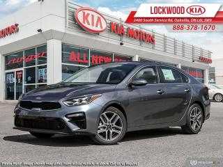 Used 2020 Kia Forte Ex+ Ivt - DEMO CLEAR OUT! for sale in Oakville, ON