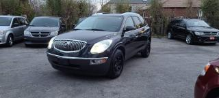 Used 2008 Buick Enclave CXL for sale in Scarborough, ON