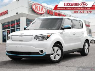 Used 2015 Kia Soul EV ONE OWNER | CLEAN CARFAX | NAVIGATION | NO GAS ! for sale in Oakville, ON