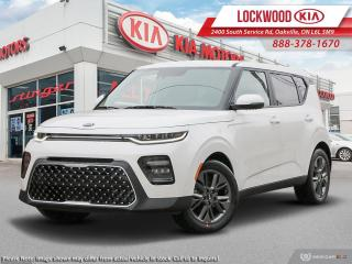 Used 2020 Kia Soul SOUL EX+ IVT - DEMO CLEAR OUT!! for sale in Oakville, ON