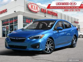 Used 2017 Subaru Impreza 4dr Sdn CVT Sport - LOW KMS / CLEAN CARFAX! for sale in Oakville, ON
