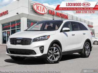 Used 2019 Kia Sorento SORENTO EX PREMIUM - DEMO CLEAR OUT!! for sale in Oakville, ON