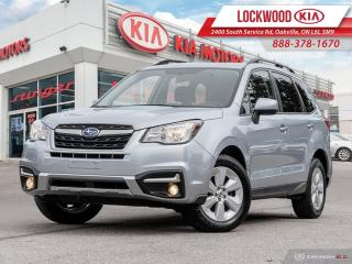 Used 2018 Subaru Forester 2.5i Convenience CVT - ONE OWNER, CLEAN CARFAX! for sale in Oakville, ON