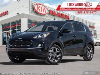 Used 2020 Kia Sportage SPORTAGE 2.4L EX PREMIUM AWD - DEMO CLEAR OUT! for sale in Oakville, ON