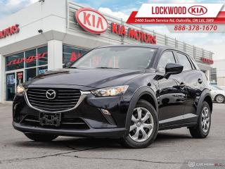 Used 2016 Mazda CX-3 AWD 4dr GX - CLEAN CARFAX! for sale in Oakville, ON