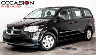 Used 2013 Dodge Grand Caravan SE A/C+GR.ELECTRIQUE for sale in Boisbriand, QC