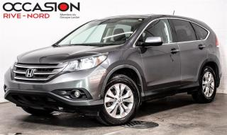 Used 2012 Honda CR-V EX AWD TOIT.OUVRANT+MAGS+CAM.RECUL for sale in Boisbriand, QC