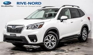 Used 2019 Subaru Forester Convenience EyeSight MAGS+CAM.RECUL+BLUETOOTH for sale in Boisbriand, QC