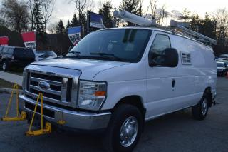 Used 2010 Ford Econoline E-350 with Generator for sale in Richmond Hill, ON