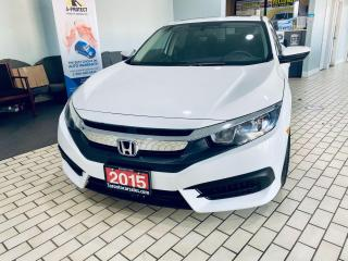 Used 2016 Honda Civic EX I SUNROOF I SIDE & BACK CAMER I ALLOYA I for sale in Brampton, ON