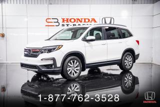 Used 2020 Honda Pilot EX-L + NAVI + CUIR + TOIT + WOW ! for sale in St-Basile-le-Grand, QC
