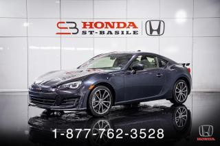 Used 2019 Subaru BRZ NAVI + CRUISE + A/C + WOW ! for sale in St-Basile-le-Grand, QC