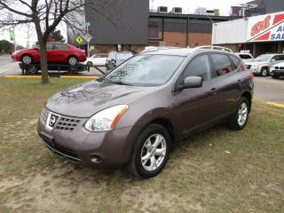 Used 2009 Nissan Rogue SL ~ ACCIDENT FREE ~ SAFETY INCLUDED for sale in Toronto, ON