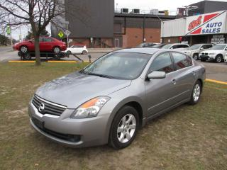 Used 2009 Nissan Altima 2.5 SL ~ LEATHER ~ SUNROOF ~ BLUETOOTH for sale in Toronto, ON