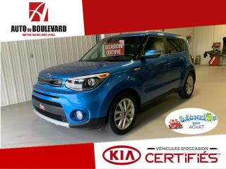 Used 2017 Kia Soul EX+ BAS KILO APPLE ANDROIRD VOLANT CHAUF for sale in Notre-Dame-des-Pins, QC