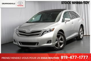 Used 2013 Toyota Venza RARE EN VERSION  ** LIMITED  ** for sale in Drummondville, QC