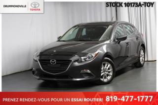 Used 2015 Mazda MAZDA3 1 SEUL PROPRIÉTAIRE   **  ENTRETIEN RIGOUREUX!  ** for sale in Drummondville, QC