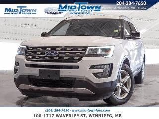 Used 2017 Ford Explorer 4x4 for sale in Winnipeg, MB